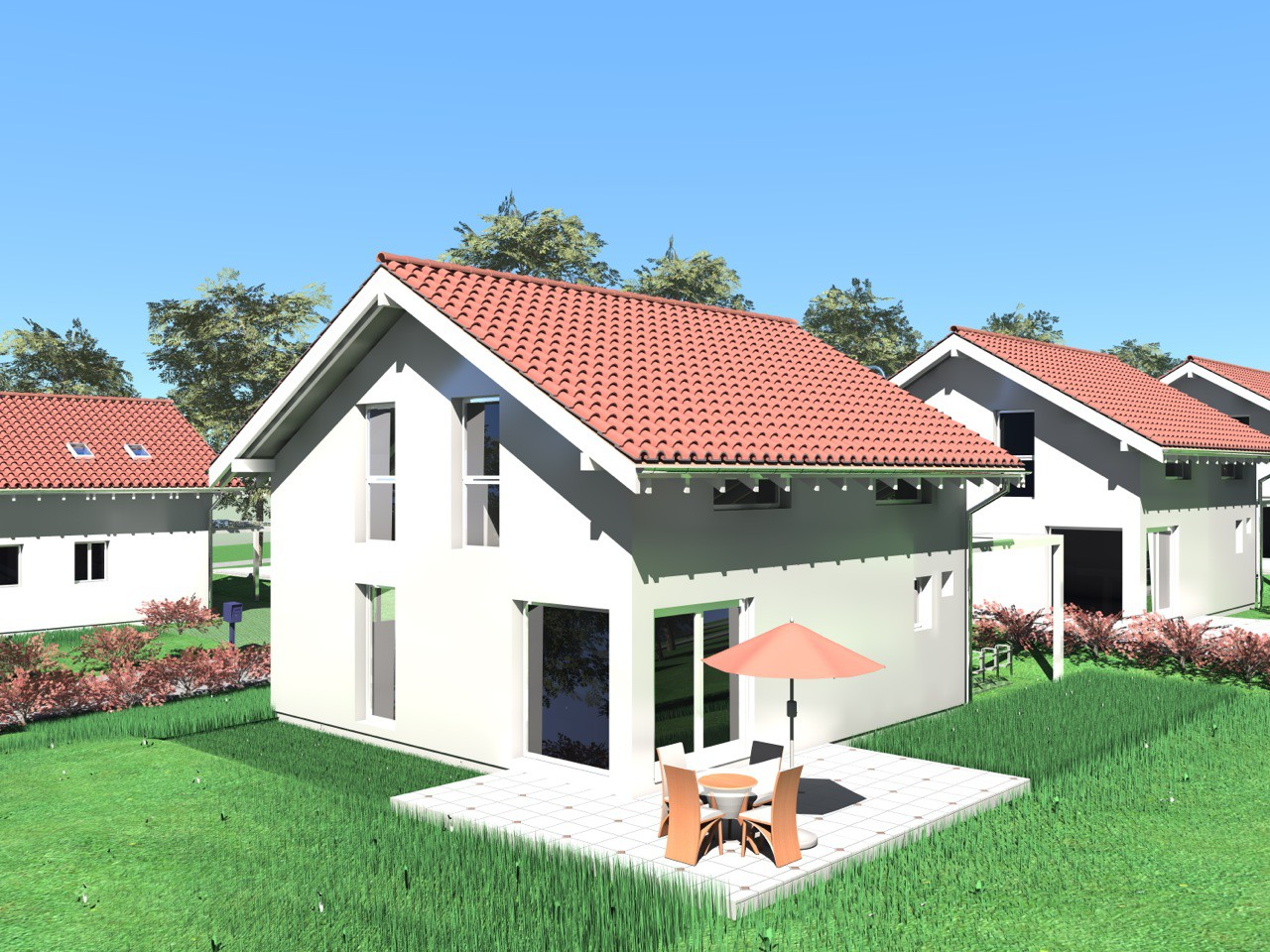 Detached House For Sale in Fribourg - 6 Photos