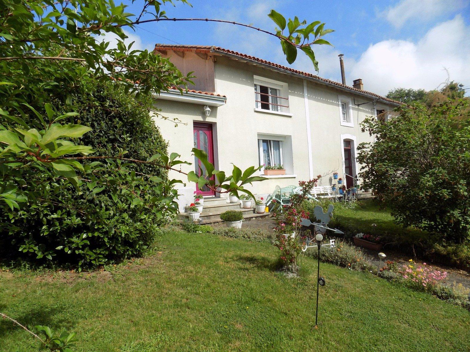 Achat-Vente-Maison-Poitou-Charentes-DEUX SEVRES-Verruyes