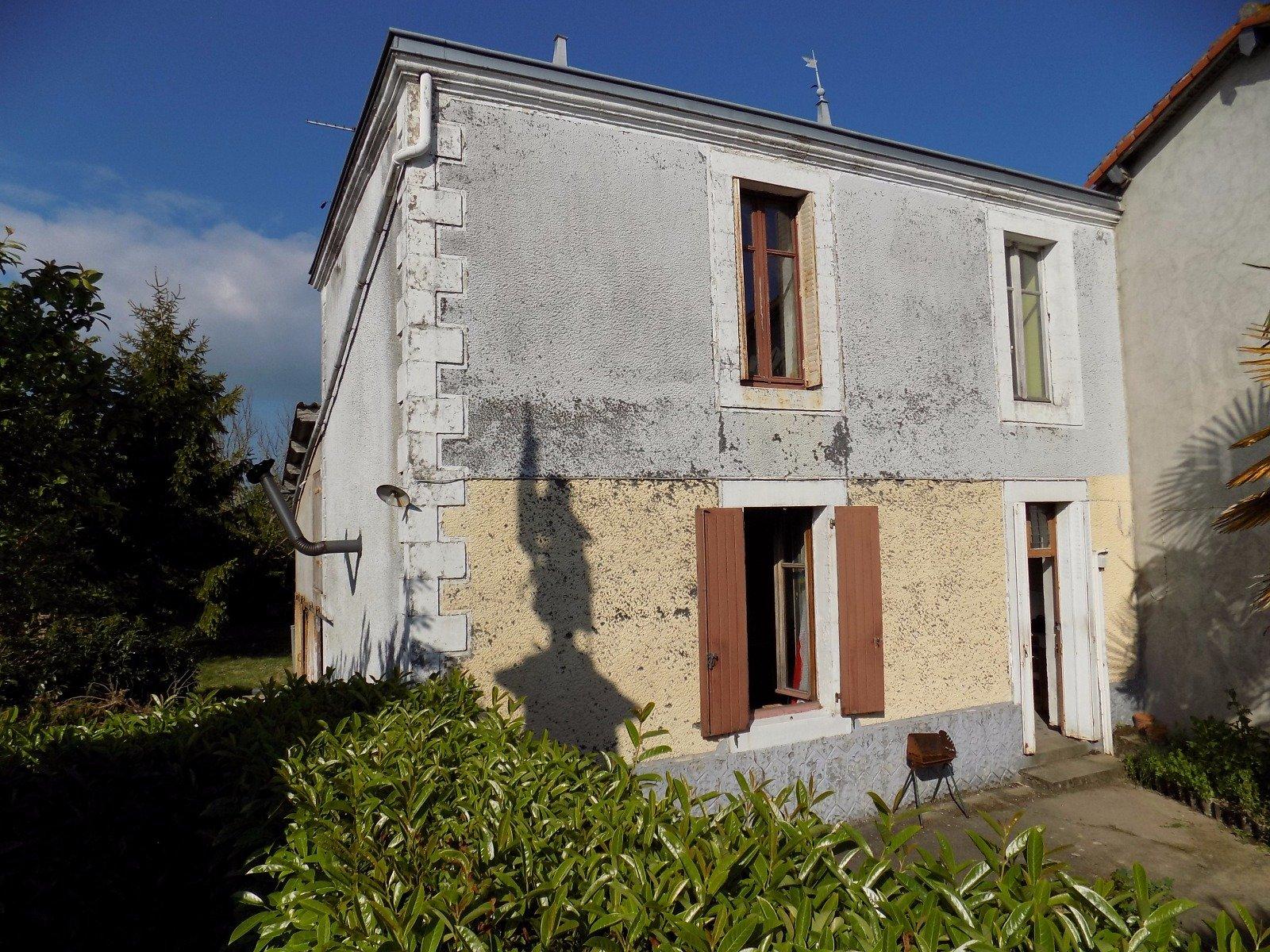 Achat-Vente-Maison-Poitou-Charentes-DEUX SEVRES-Saurais
