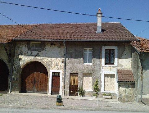 Achat-Vente-Maison-Lorraine-VOSGES-Serecourt