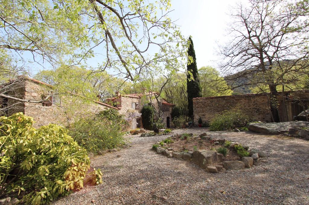 Achat-Vente-Maison-Languedoc-Roussillon-PYRENEES ORIENTALES-SOREDE