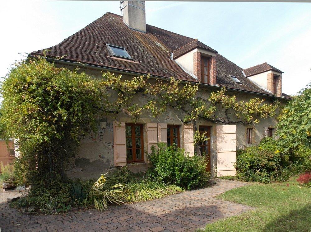 Achat-Vente-Maison-Auvergne-ALLIER-Diou