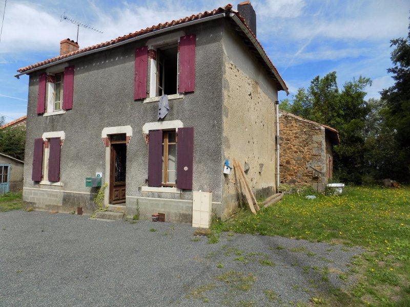 Achat-Vente-Maison-Poitou-Charentes-DEUX SEVRES-Le-Tallud